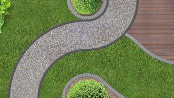Basisvormen voor een tuinontwerp
