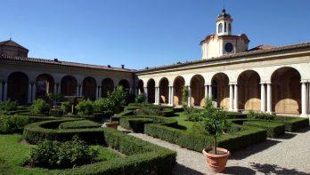 De kloostertuin