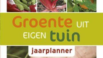 Groente uit eigen tuin jaarplanner