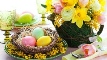 Haal de lente in huis met Pasen