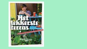 Boekentip: Het lekkerste terras