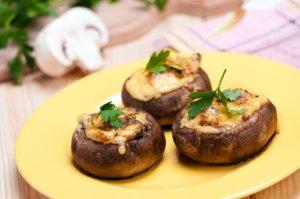 BBQ recepten champignons