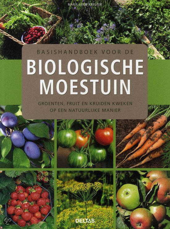 Boekentip Tuinen.nl biologische moestuin basishandboek
