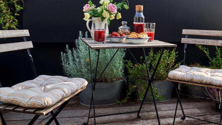 Tips voor een heerlijk balkon of terras