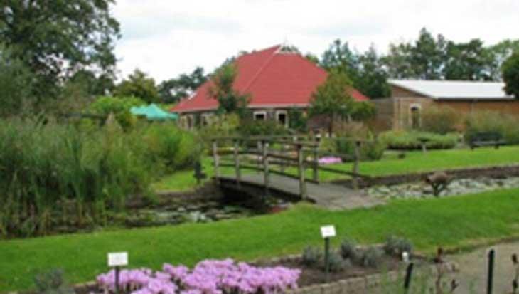 Kruidhof, de grootste kruidentuin in Nederland