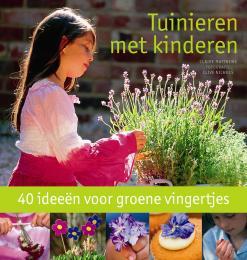 Boek tuinieren met kinderen