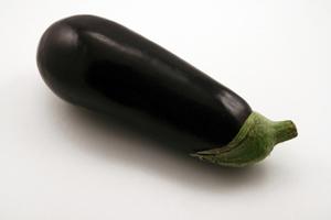 Kasvruchten oogsten en bewaren: aubergine