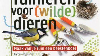 Tuinieren voor wilde dieren