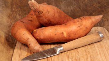 Superfood zoete aardappel