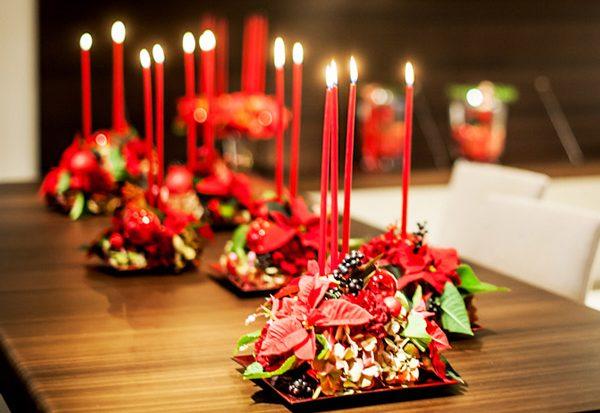 Verrassende kerstversieringen met kerststerren