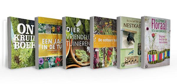 Geef een tuinboek cadeau!