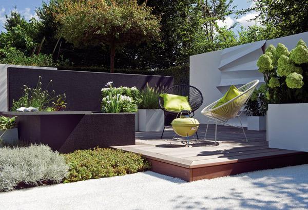 Tuintrend: De Twisted Garden