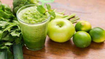 Recept groene smoothie