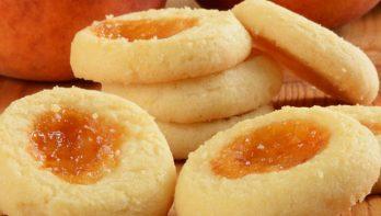 Recept voor gezellige jamkoekjes