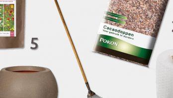 5x producten voor het winterklaar maken van de tuin