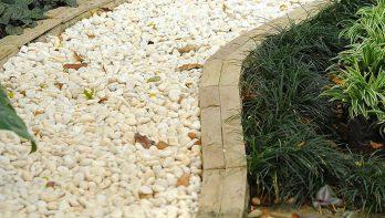 Bestrating van tuin en terras