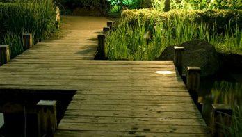 Bepaal je tuinverlichting met een lichtplan