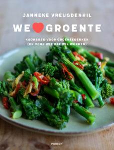 quinoasalade, we love groenten, janneke vreugdenhil, omslag, kookboek, recepten, tuinen.nl, quinoa