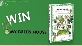 Win het boek My Green House