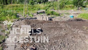 Michels Moestuin, groot nieuws, moestuin, nieuwe tuin, tuinen.nl