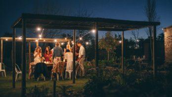 Voordelen duurzame tuinverlichting
