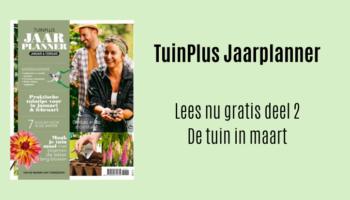 TuinPlus Jaarplanner maart