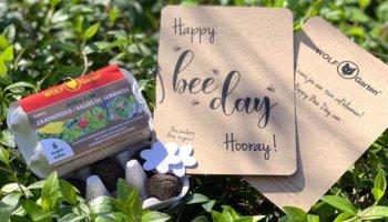 HappyBeeDay bijen