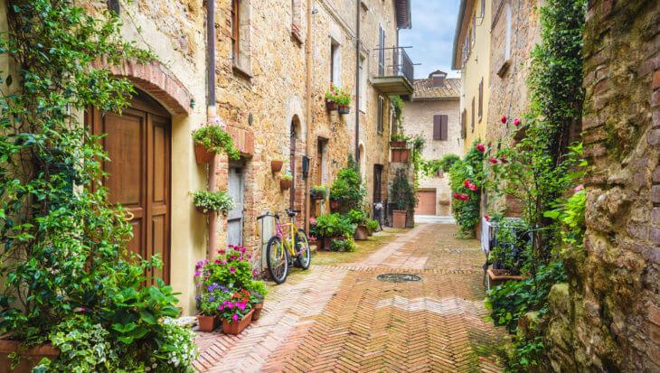 Toscaanse inspiratie voor de tuin