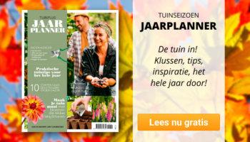 Tuinseizoen jaarplanner 2020
