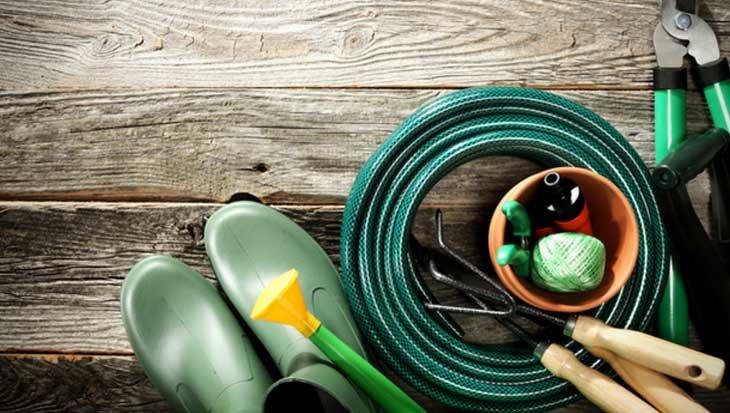 11 onderhoudstips voor tuingereedschap