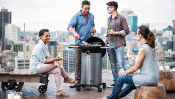 Welke barbecue past het beste bij jouw tuin of (dak)terras?