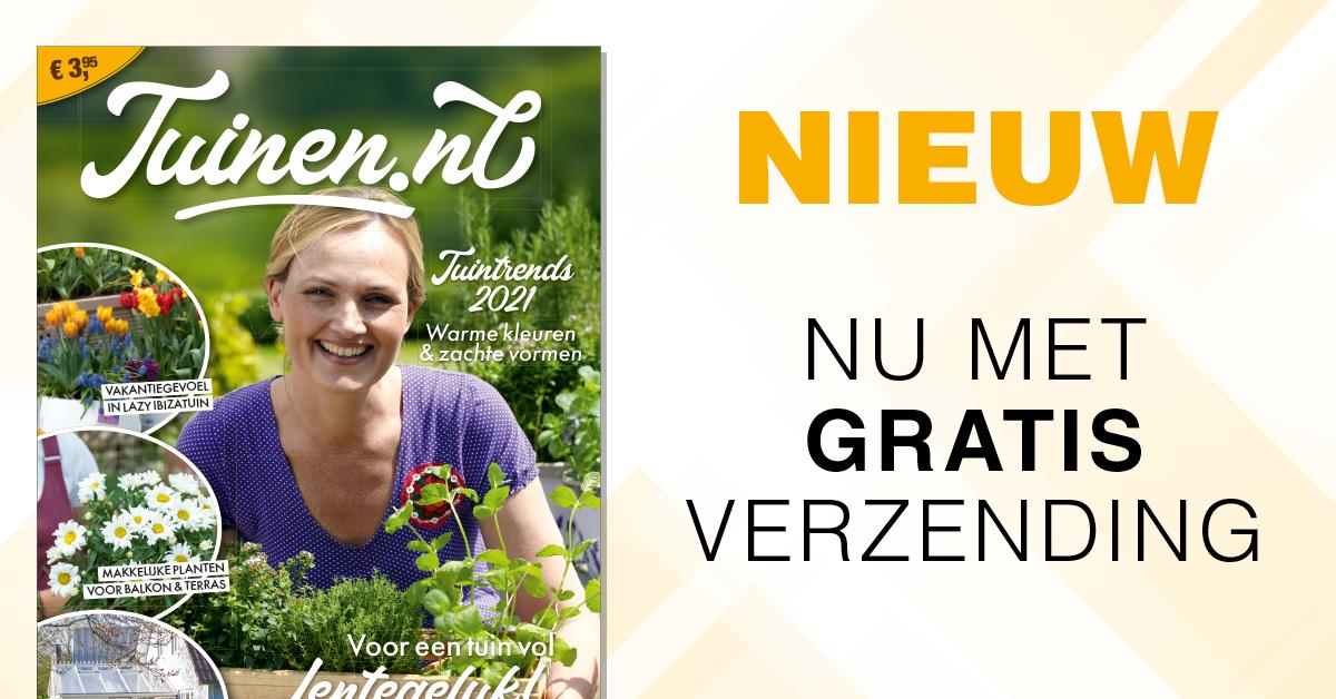 Tuinen.nl magazine 2021