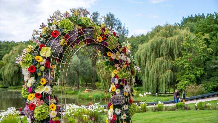 Bloemenfestival Bloemig toont florale kunst